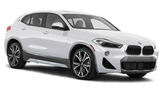 rent bmw x2 portugal