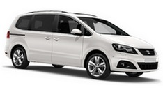 hire seat alhambra portugal